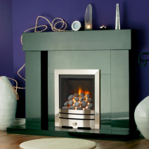Ashbourne full fireplace package