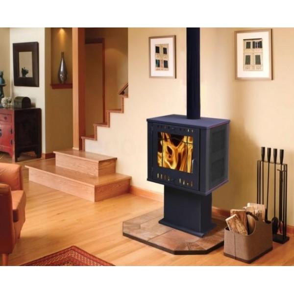panadero paris wood burning stove. Black Bedroom Furniture Sets. Home Design Ideas