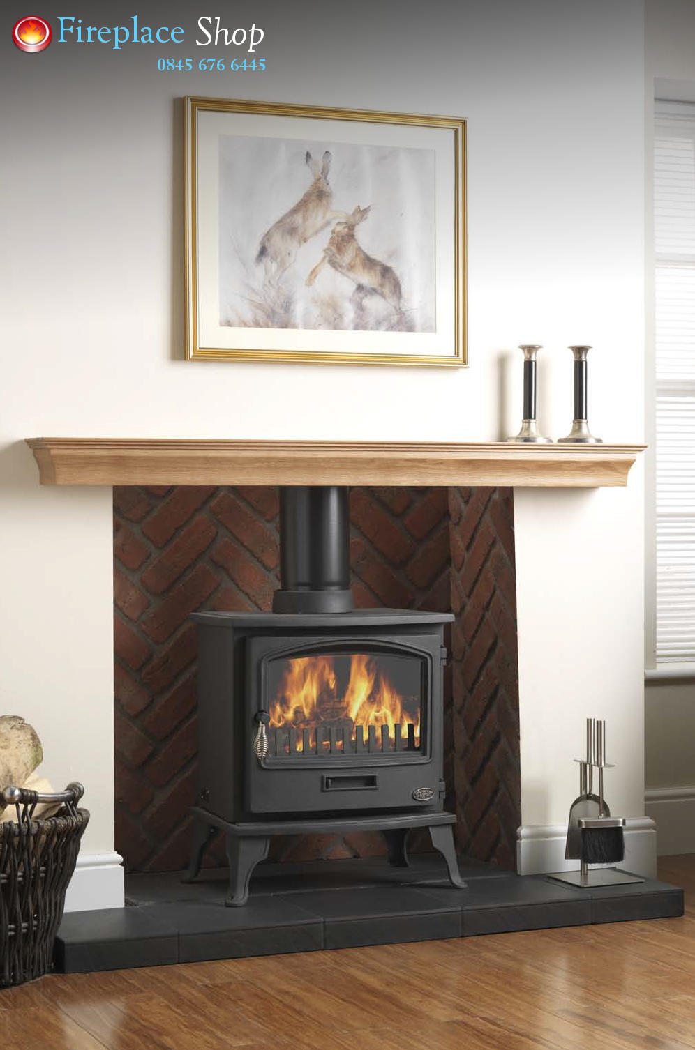 Multi fuel or wood burning stove - Standard Sized Living Room Would Usually Need Around 5 7 Kilowatts